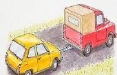 Comment faire pour remorquer une voiture à l'aide d'un camion