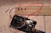 Arduino LDR tachymètre