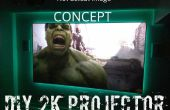 (Concept) 275 $1440p projecteur (ou 225 $ pour 1080p)