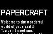 Skateur Papercraft