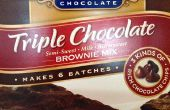 Comment faire des Brownies Ghirardelli