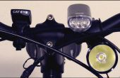 Tension régulée [5 v] vélo Dynamo lumière & USB chargeur