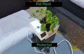 Protège-plantes de pot