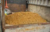 Comment remplir des sacs de sable moyen super facile.