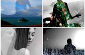 Faire une Silhouette artistique de l'exposition Double avec Pixlr Editor