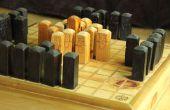 Concevoir et construire votre propre planche de jeu Hnefatafl