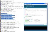 Changer la couleur de police Arduino
