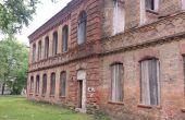 Blindage bâtiment abandonné windows