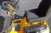 Désactiver le coupe-circuit sur une tondeuse autoportée