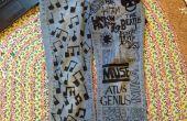 BRICOLAGE Art Jeans : Donner une nouvelle vie de vieux Jeans !