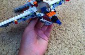 Comment To-My Lego avion de chasse