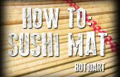 Comment : Sushi Mat