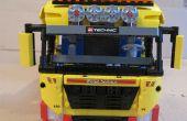 Camion benne LEGO.