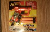 Modification de le Jolt EX-1 Nerf Blaster