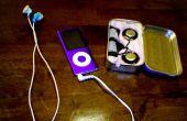Altoids cas ipod mini haut-parleur