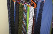 Tie rack de modification