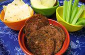 Saucisson cuit croustillant--Low Carb & Snacks sans Gluten Party !