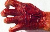 Comment faire des mains de ZOMBIE pour Halloween