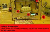 3D Printing MakerBot réplicateur de comprendre : mise en place et l'impression
