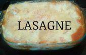 Lasagnes, mon chemin
