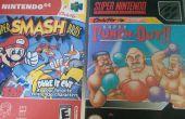 Faire cas de jeu de N64, SNES, NES, Genesis cartouches
