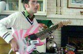 OpenChord.org V0 - construire un véritable contrôleur de guitare Guitar Hero/Rock Band