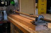 Fabrication et d'utilisation une main crank tour pour une utilisation avec un cutter plasma