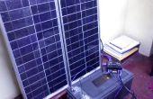Méthode actuelle de calcul photovoltaïque