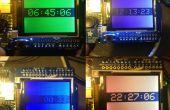 Horloge couleur TFT Arduino