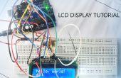 Comment utiliser l'affichage à cristaux liquides avec arduino tutoriel