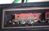 Remis à neuf Vintage Train Set