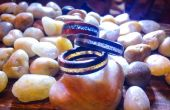 « Glowrious anneaux » en vente sur Etsy