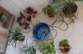 Système de micro irrigation pour plantes d'intérieur