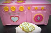 Scones potiron ~ Lalaloopsy cuisson four