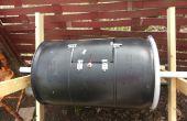 Bac à Compost de jardin