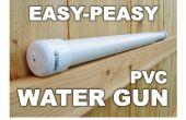 Pistolet d'eau Easy-Peasy PVC