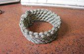 Bracelet Slatts de sauvetage en paracorde (aucune boucle)