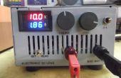 Une 200 watts électronique de charge DC