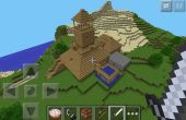 Ma grande maison de Minecraft