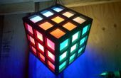 Cube lanterne Rubik