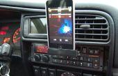 Autoradio lecteur de cassette [ipod hack]
