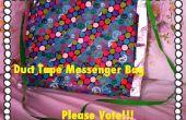 Duct Tape Messenger Bag pour l'école