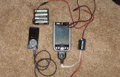 Source d'énergie Portable ultime : Axim, PSP et USB tout-en-un chargeur