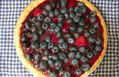 Tarte aux fruits rapide et facile