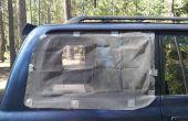 Persiennes magnétique pour Camping Car