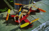 Le Laser de 240 classe coupé FPV Mini-Quadcopter !