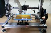 Modifier l'imprimante Velleman K8200 3d pour la découpe laser.