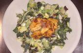 Salade de poulet en bonne santé en moins de 20 Minutes