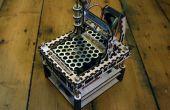Le MicroSlice V1 | Un petit coupe au laser Arduino