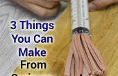 3 choses vous pouvez faire des seringues